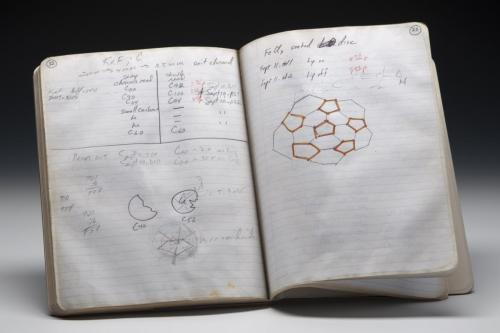 APZ: notebook facsimile by Elena Bouvier