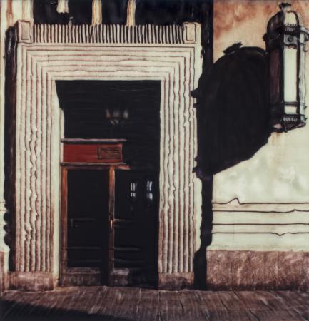 30th Street Door by Elena Bouvier
