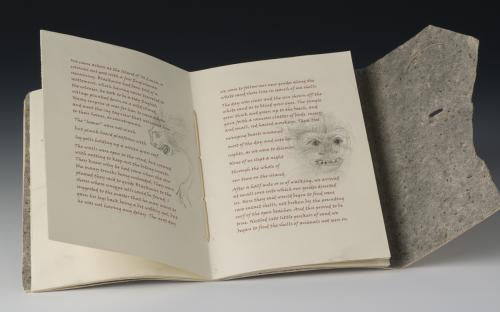 Claire Owen :: Cabinet of Curiosa, diary page of Mr. Merryweather