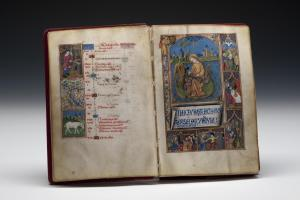 Book of Hours by Elena Bouvier