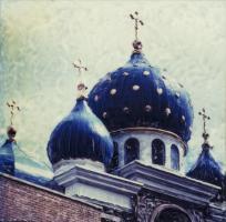 Onion Dome by Elena Bouvier
