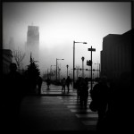 Moving On I: Through the Fog by Elena Bouvier