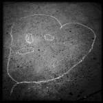 Heart Face by Elena Bouvier