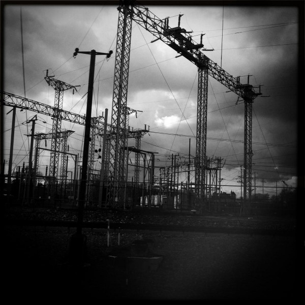Moving On V: Power Station by Elena Bouvier